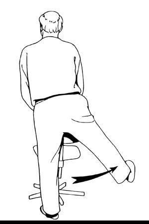 abduccion de cadera para trabajar el gluteo