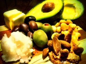 alimentos con grasa