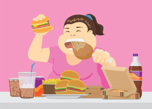 ansiedad por la comida