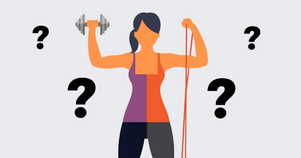 104. Bandas elásticas vs Pesos libres ¿Bandas elásticas para ganar músculo?