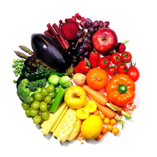 94. #Summercast. Cómo identificar las propiedades de los alimentos por su color