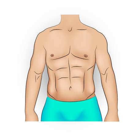 como entrenar el abdomen