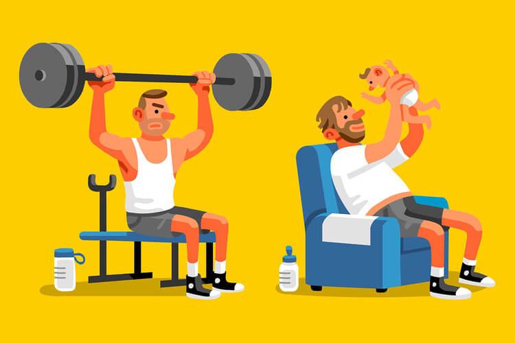 fitness a los 40 años