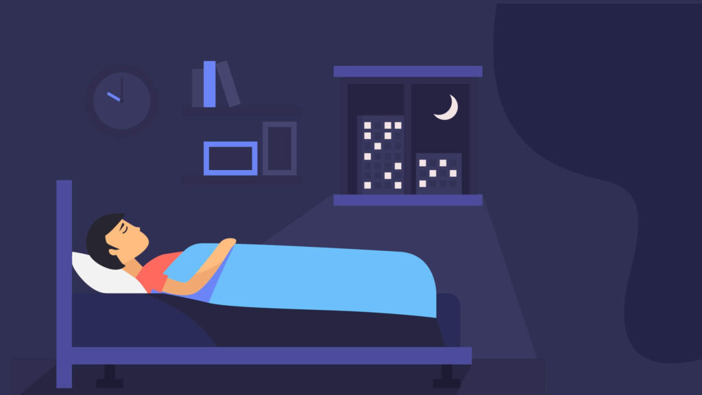 cuenta atras del sueño