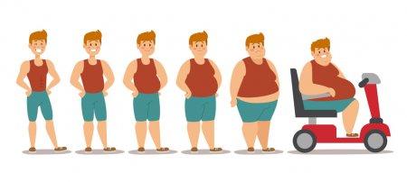 dejar de estar en forma