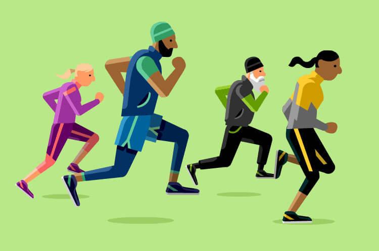 entrenamiento para runners