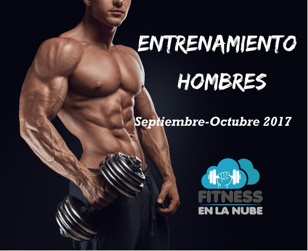 entrenamiento hombres septiembre-octubre