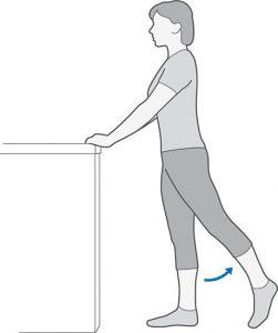 extension de cadera