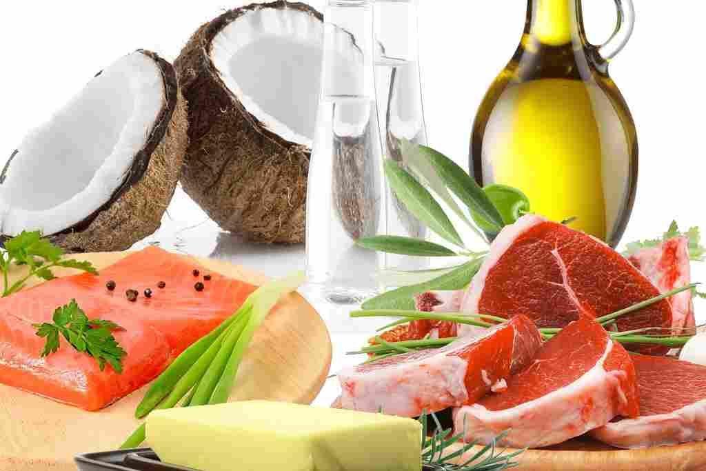 Dieta rica en grasa