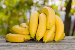 El plátano y el potasio – ¿Hay alimentos con más potasio que el plátano?