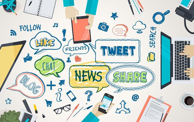 influencers en las redes sociales